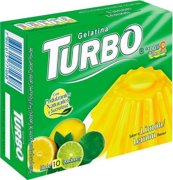 Gelatina Turbo Plus