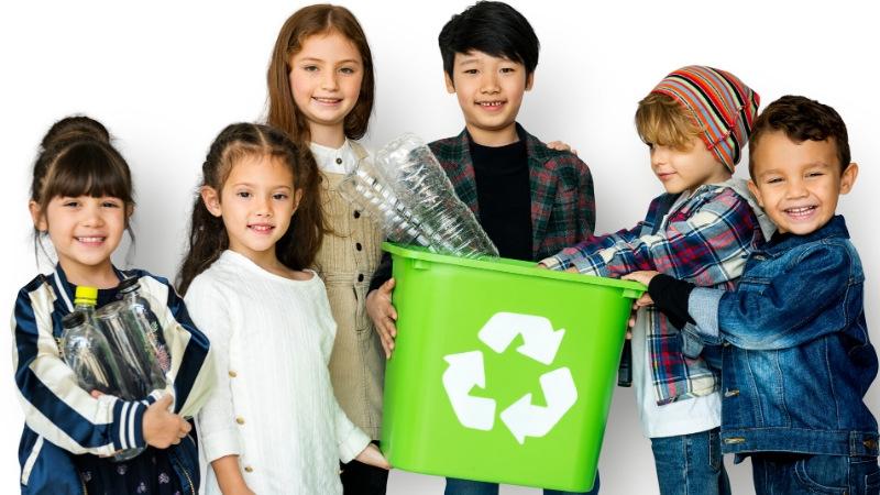¿Cómo enseñar a mis hijos a cuidar el medio ambiente?