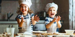 La alimentación saludable es la mejor forma de cuidar a nuestros niños