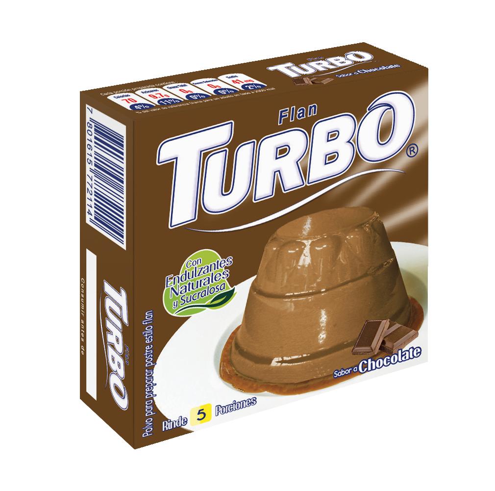 Flan Turbo